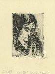 Autoportret / Anka Krizmanić