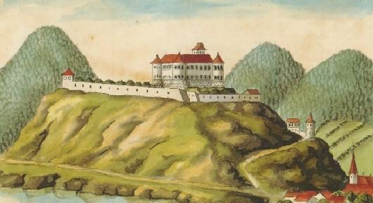 Arx Liechtenvaldt in Styria <121>