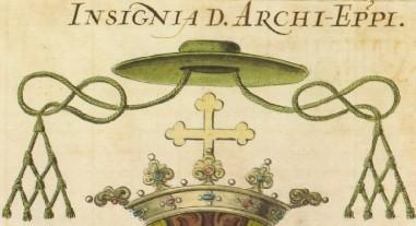 Insignia d. Archi-Eppi <154>