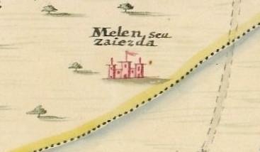 Mapa exhibens Patachich <254>